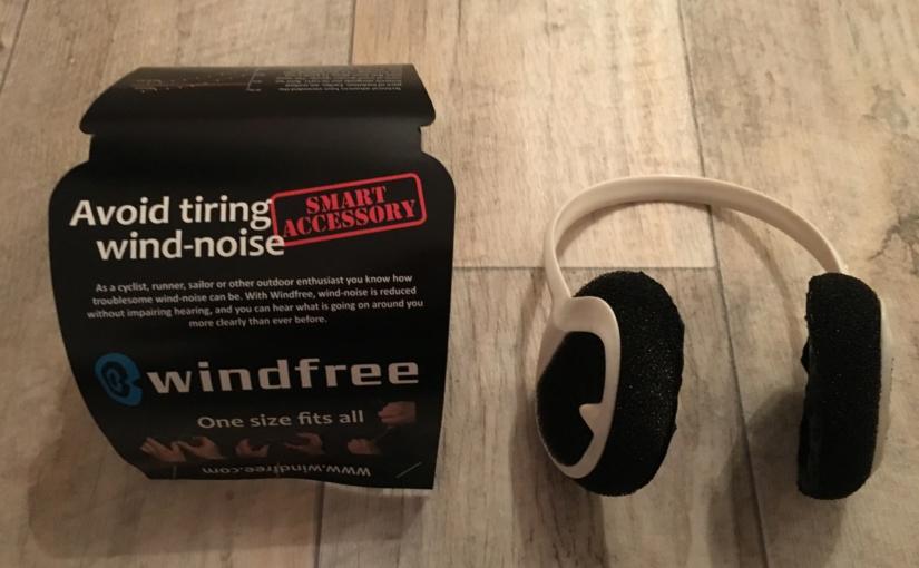 Produkttest mit Gewinnspiel  – Windfree Ohrenschutz