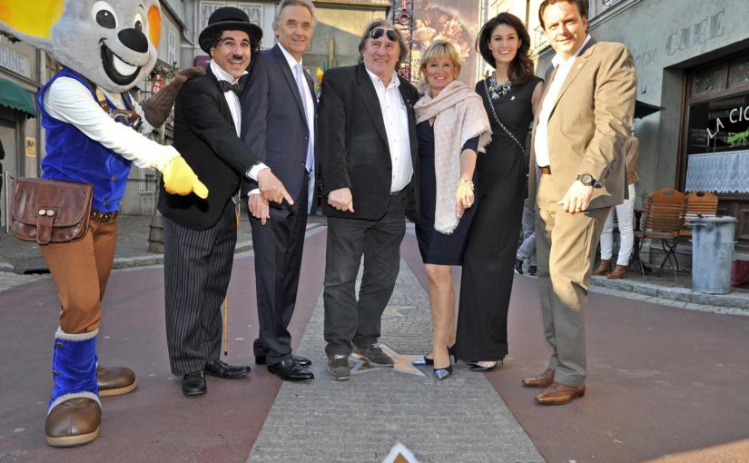 20 Jahre Europa-Park Eagles Charity Golfcup – 35.000 Euro für die Gérard Depardieu Stiftung
