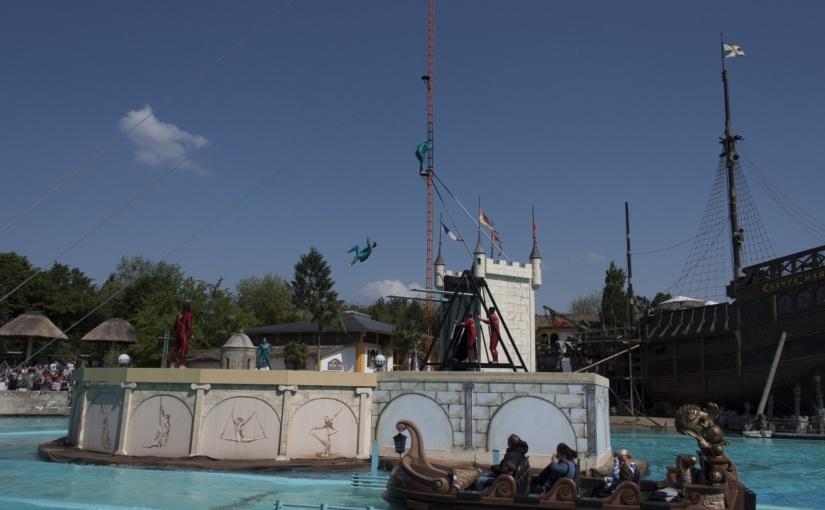 """High Divers Show im Europa-Park – """"Swing, Twist and Splash"""" verspricht Nervenkitzel pur"""