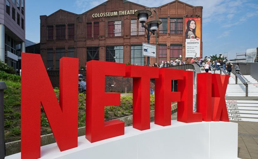 Essen im Serienfieber: Netflix verwandelt Ruhrmetropole für einen Tag in Entertainment-Hochburg