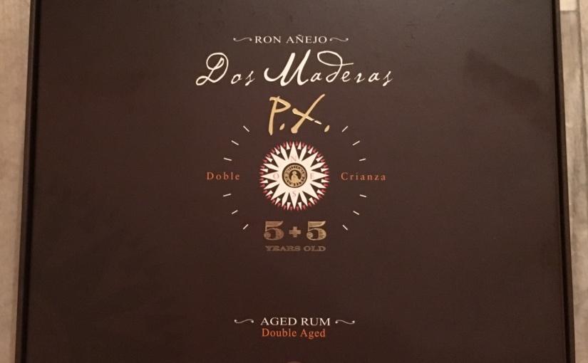 Produkttest – Dos Maderas PX 5 + 5 Rum aus dem Spirituosenfachhandel Weisshaus