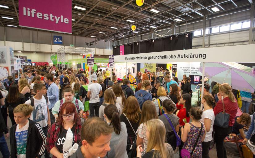 YOU jubelt: Zehntausende auf dem Leitevent der Jugendkultur