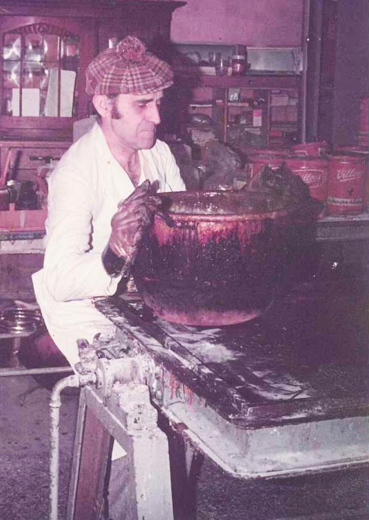 Foto Rudi Jahnke Produktion Altona 1970er