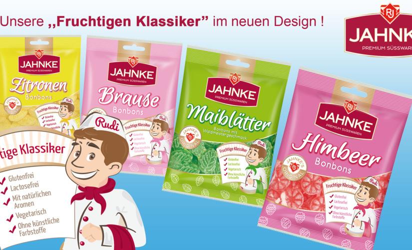 Jahnke Süsswaren – eine Erfolgsstory