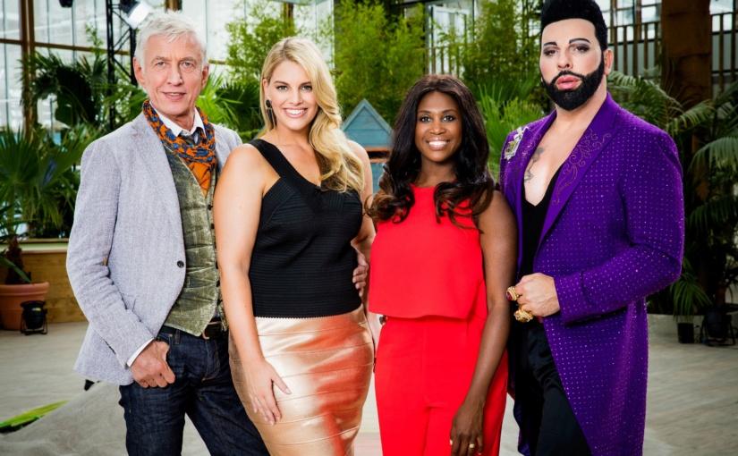 """Harald Glööckler, Motsi Mabuse, Angelina Kirsch und Ted Linow suchen das """"Curvy Supermodel"""" bei RTL II"""