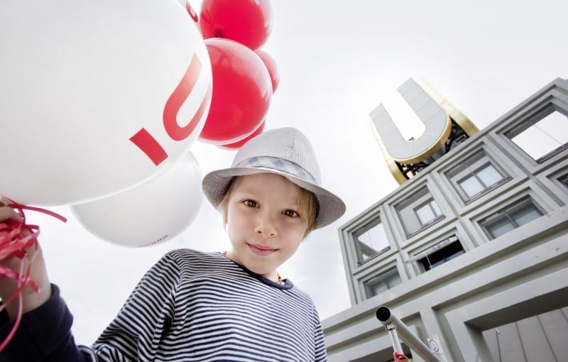 Programm auf fast allen Etagen: Familiensonntag im Dortmunder U