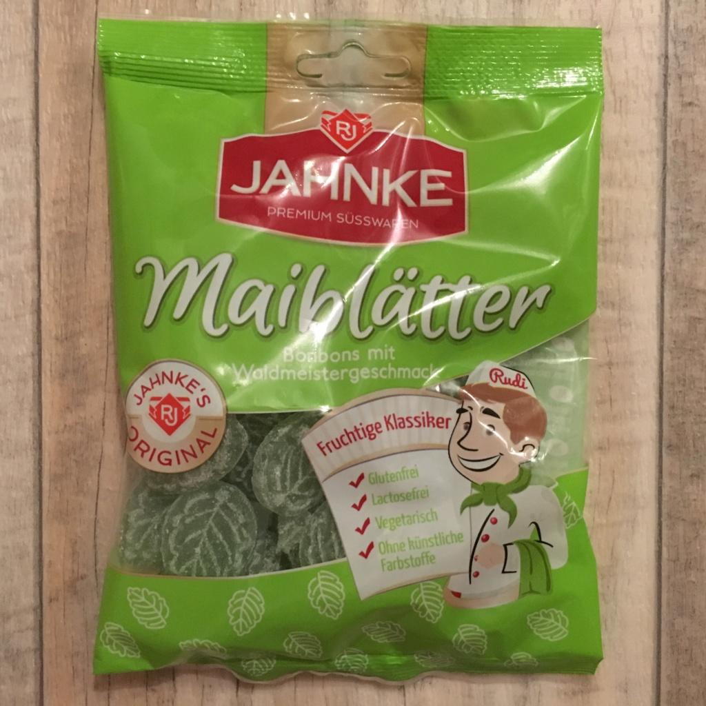 Maiblätter - Bonbons mit Waldmeistergeschmack