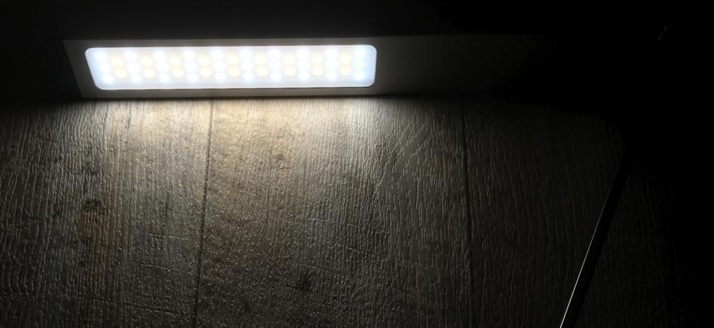 LED Schreibtischlampe TaoTronics Metall