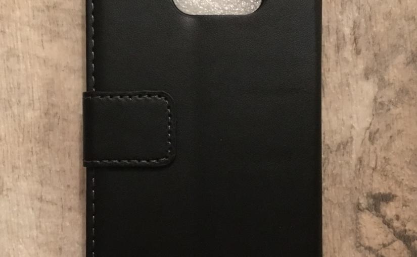 Produkttest – OneFlow BOOK Case für Samsung Galaxy S7 – Portemonnaie Design mit Stand-Funktion in SCHWARZ