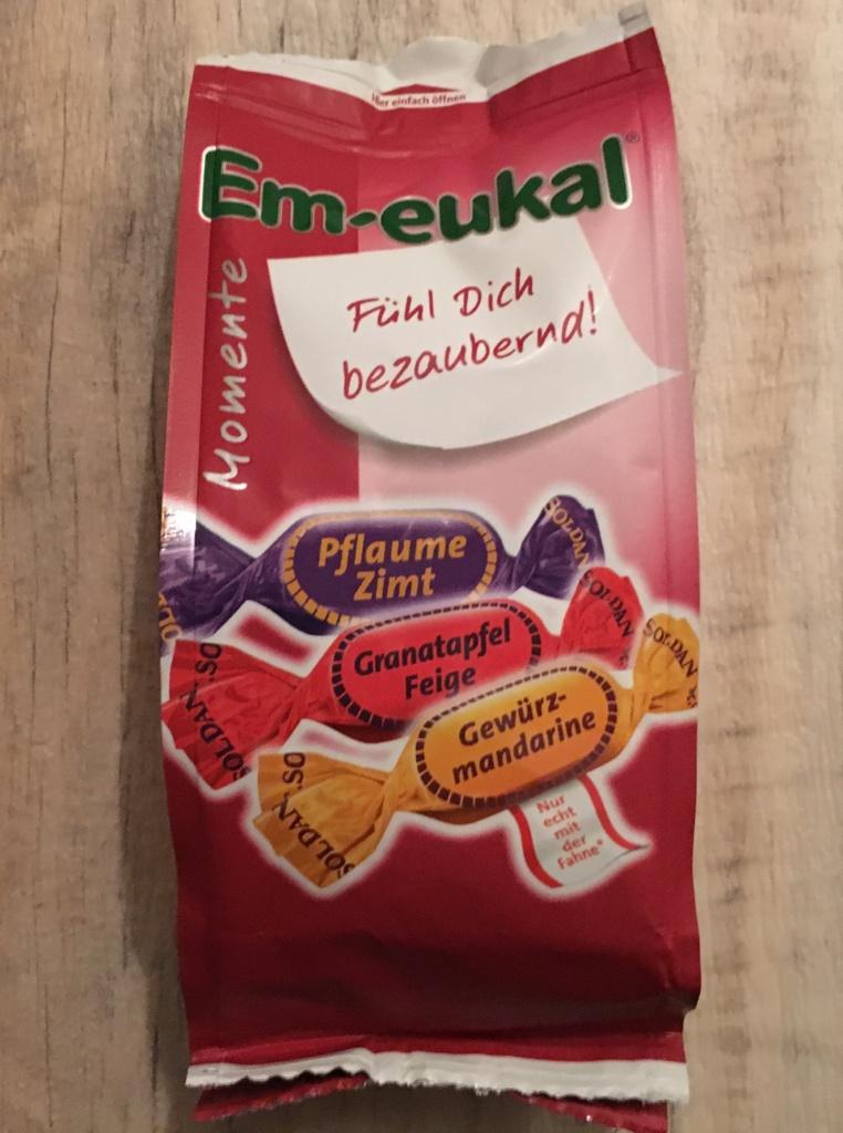 Em-eukal Wintermomente Verpackung