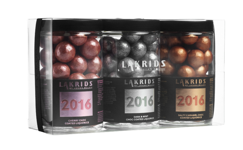 Produkttest – 2016er Herbst-/ Wintereditionen Lakrids by Johan Bülow