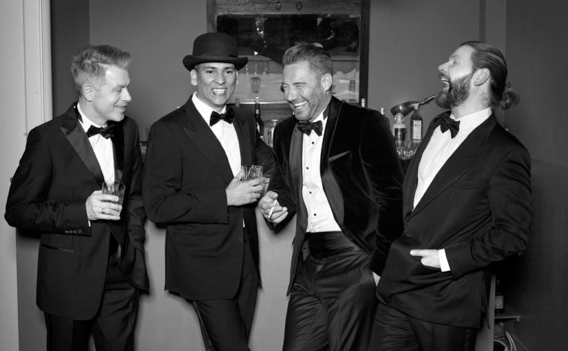 """Alive and Swingin': Rea Garvey, Xavier Naidoo, Sasha und Michael Mittermeier """"Tribute"""" an das legendäre Rat Pack"""
