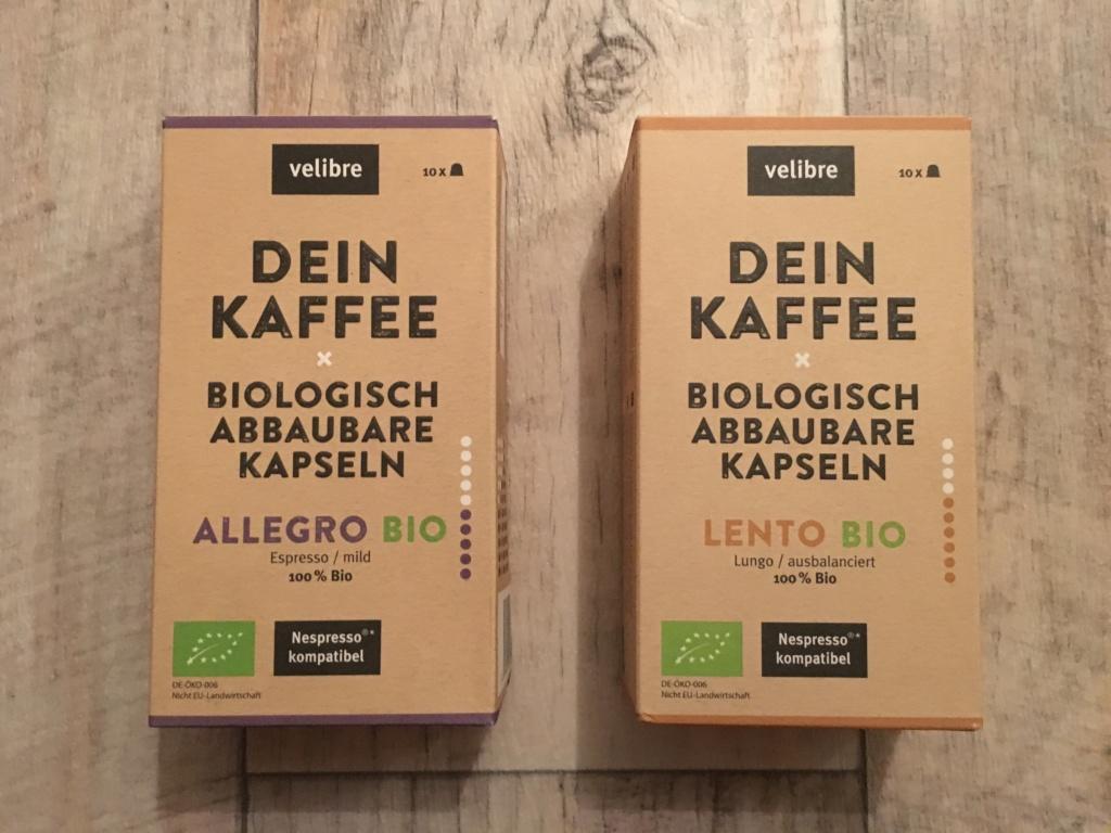 Allegro Bio und Lento Bio