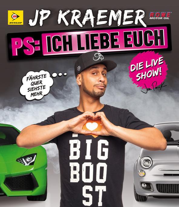 JP Kraemer - PS: ICH LIEBE EUCH