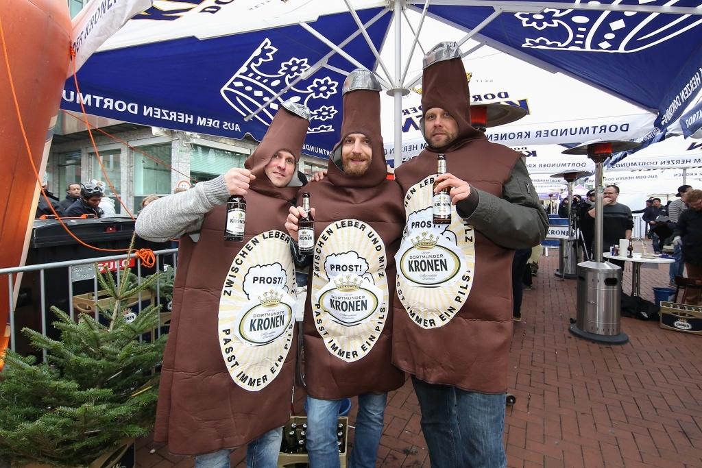 Drei Grillverrückte – ein Team: Jetzt bewerben! Beim 9. Dortmunder Kronen Wintergrillen geht es um Spaß, Ruhm, Ehre und heiße Preise.