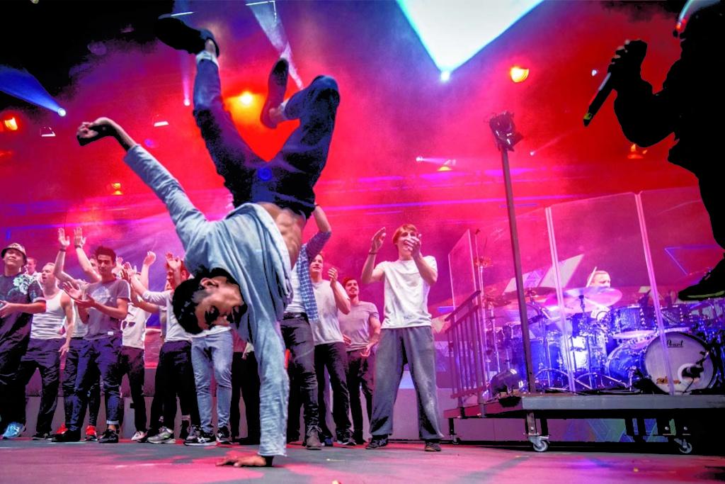 """URBANATIX – Drop the Beat"": Dynamischer Street-Style, fesselnde Akrobatik und fette Beats"
