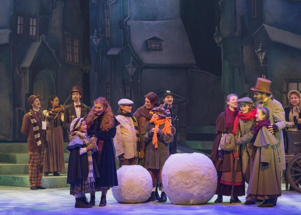 Ein Musical verzaubert NRW! Vom Geist der Weihnacht