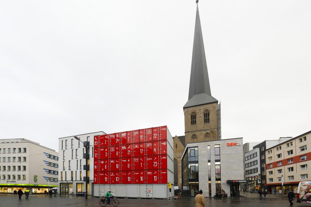 Adventskalender Dortmund