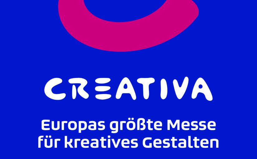 CREATIVA 2017 mit Vielfalt und neuen Themen
