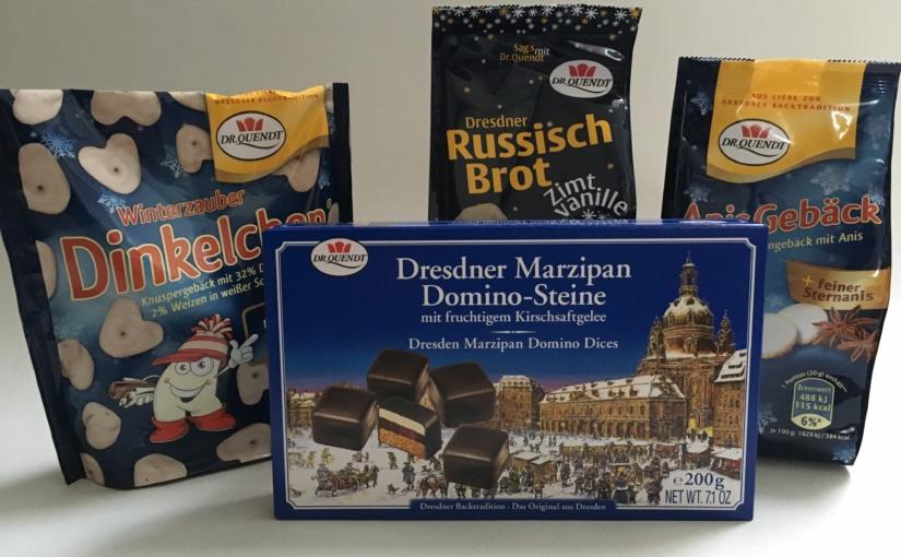 """Produkttest – """"Winter"""" Süßigkeiten von Dr. Quendt"""