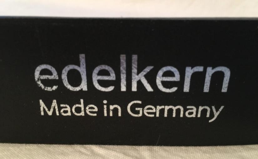 """Produkttest – Wechselgürtel """"Premium"""" von edelkern"""