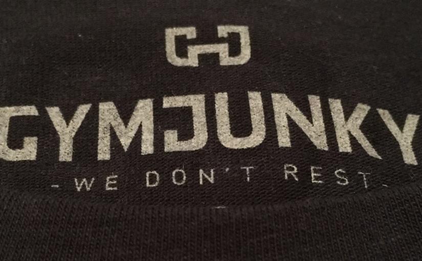 Produkttest – Sortimentsauswahl von Gymjunky