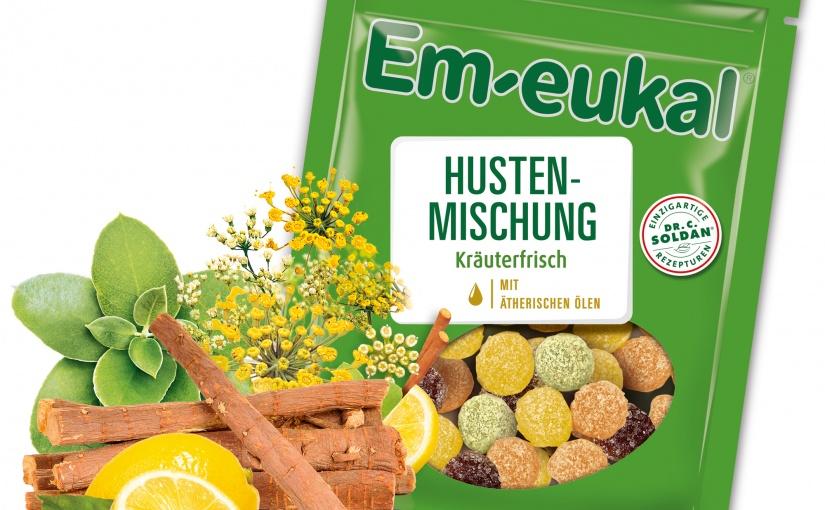 Produkttest – Gummidrops Hustenmischung von Em-eukal