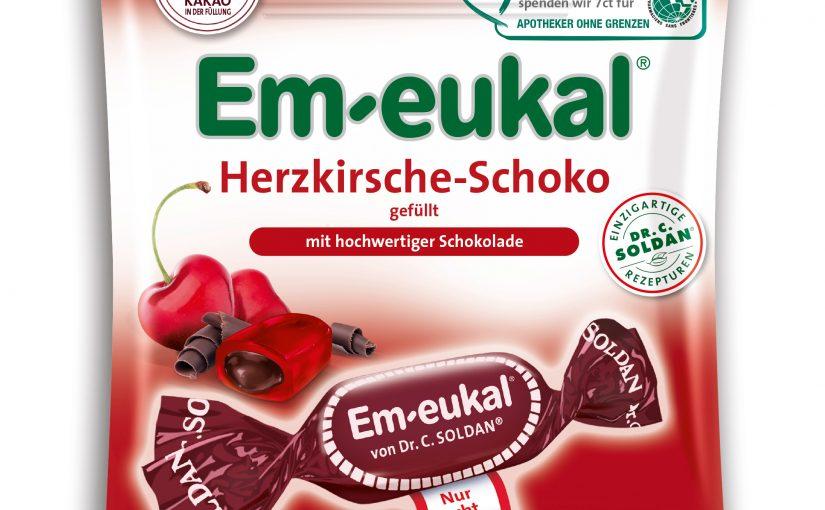 Produkttest – Em-eukal Herzkirsche-Schoko Bonbons