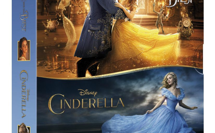 """Gewinnspiel – """"Die Schöne und das Biest & Cinderella Doppelpack"""""""