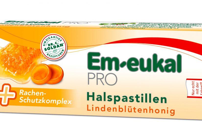 Produkttest – Em-eukal PRO Halspastillen