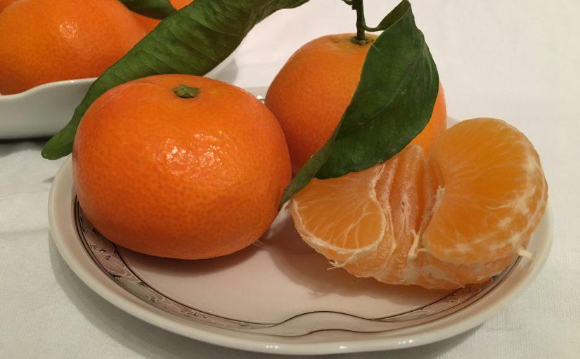 Produkttest und Gewinnspiel – Mandarinen aus umweltfreundlichem Anbau