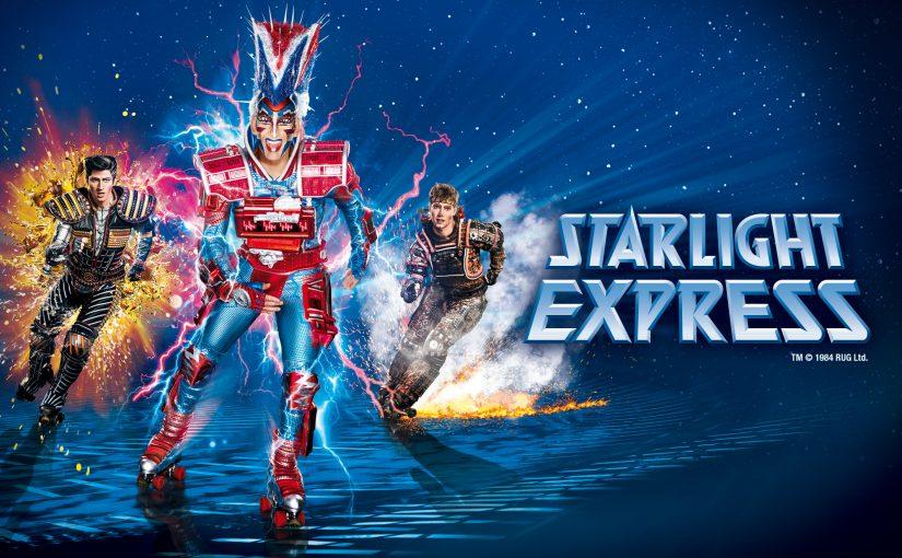 Gewinne ein Fanpaket des Erfolgsmusical Starlight Express