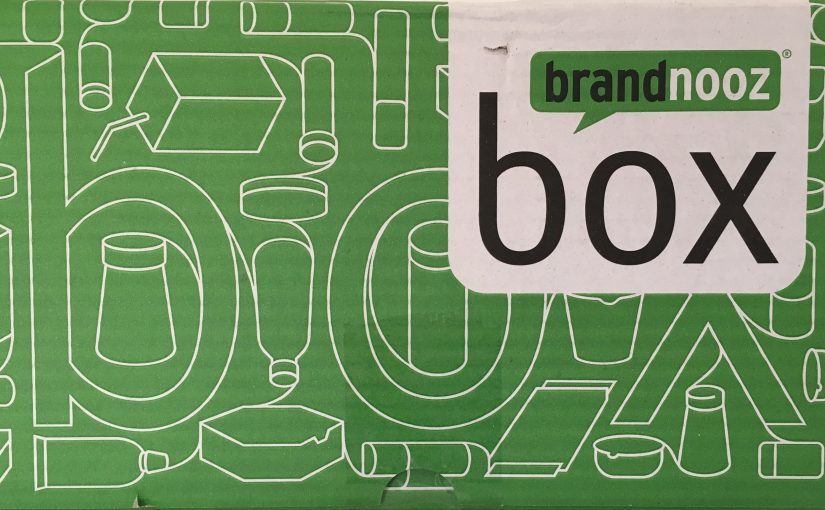 Produkttest/ Unboxing – brandnooz classic box Monat Mai 2018
