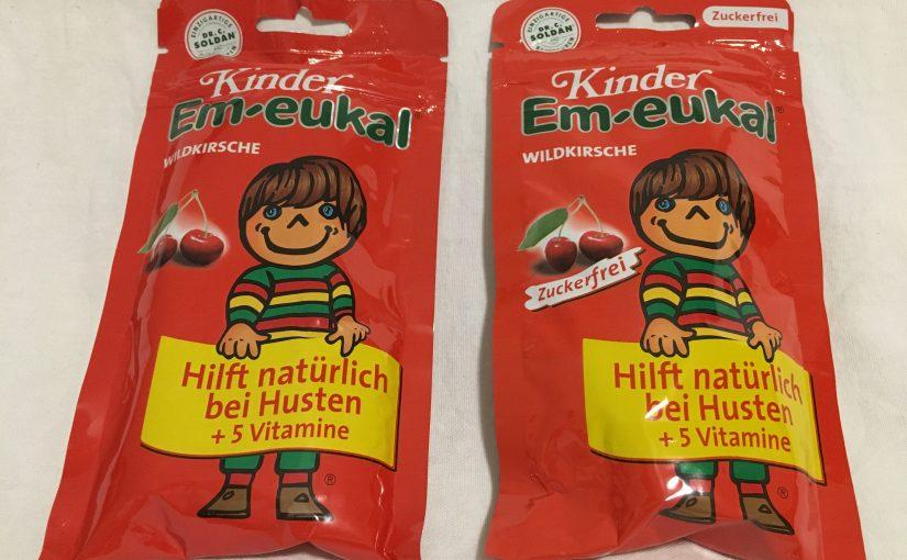 Produkttest – Kinder Em-eukal