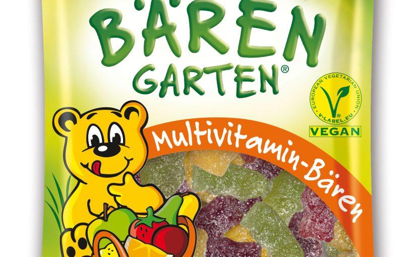 Produkttest – Original BÄRENGARTEN® Vegane Multivitamin-Bären