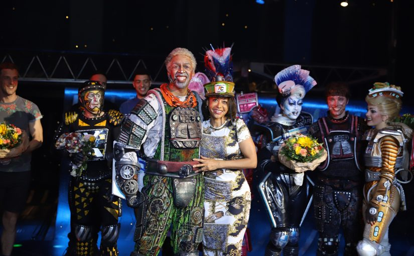 "STARLIGHT EXPRESS sagt ""Goodbye"" zu Papa"