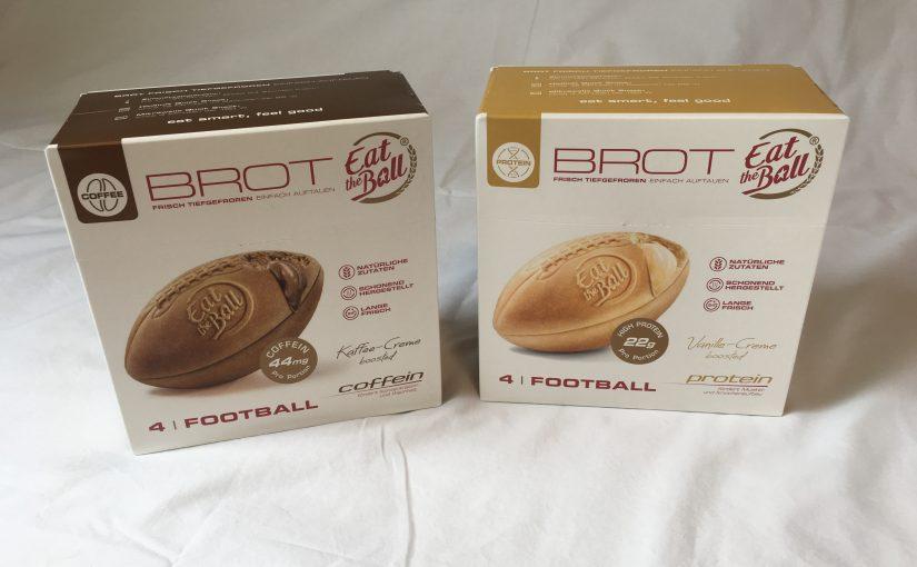Produkttest – Eat the Ball coffein und protein