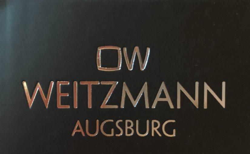 """Produkttest – """"Deutschland Uhr""""  von OW Weitzmann"""
