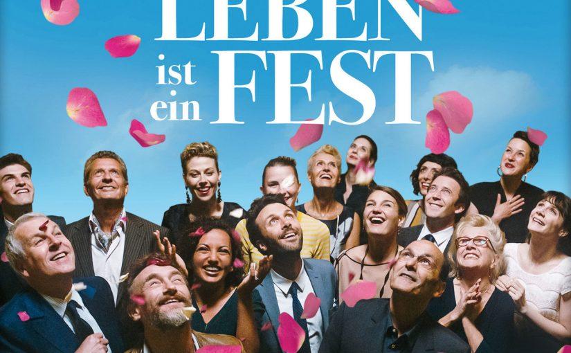"""Gewinnspiel – """"Das Leben ist ein Fest"""" auf Blu-ray"""