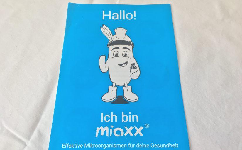 mioxx, der Bakterienhäuptling